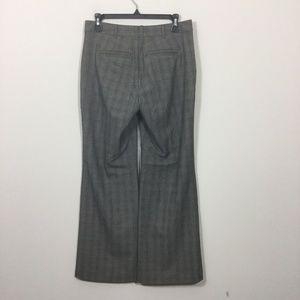 Dana Buchman Pants - Dana Buchman Size 4 Gray Plaid Dress Pants